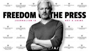 Julian Assange Awards