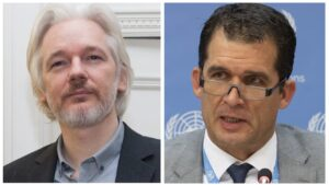 assange and nils melzer