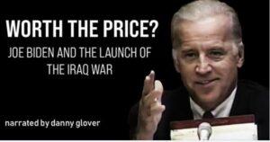 joe biden iraq war